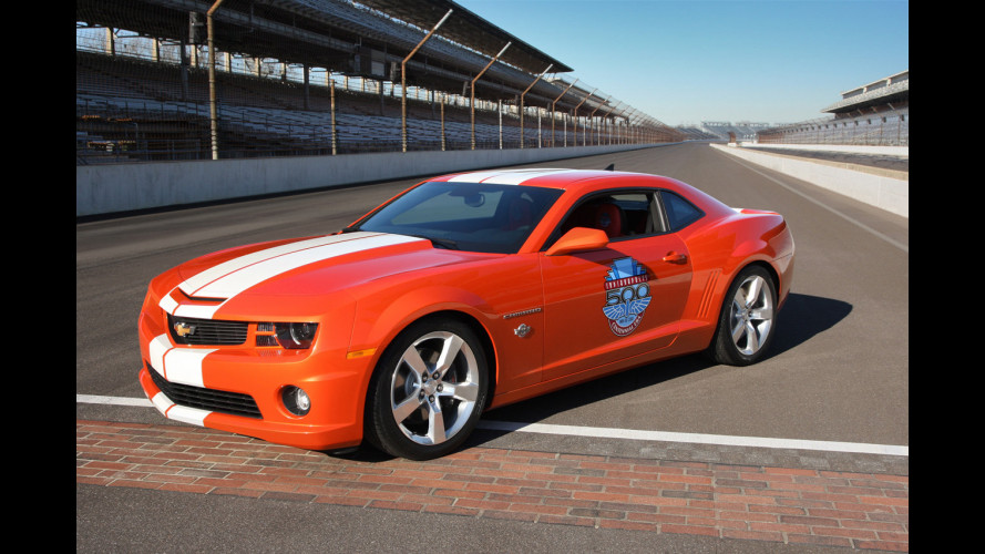 Chevrolet Camaro Indy 500 Pace Car replica