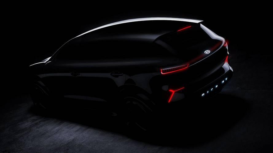 Kia Concept Car électrique CES 2018
