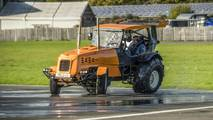 Fastest tractor in the world