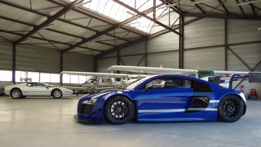 $269,000 Audi R8 Race Car With Solid Racing Pedigree Up For Sale