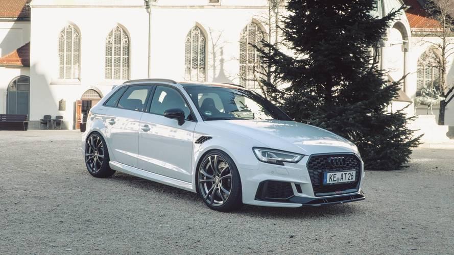 Descubre el Audi RS 3 Sportback de ABT, con potencia extra