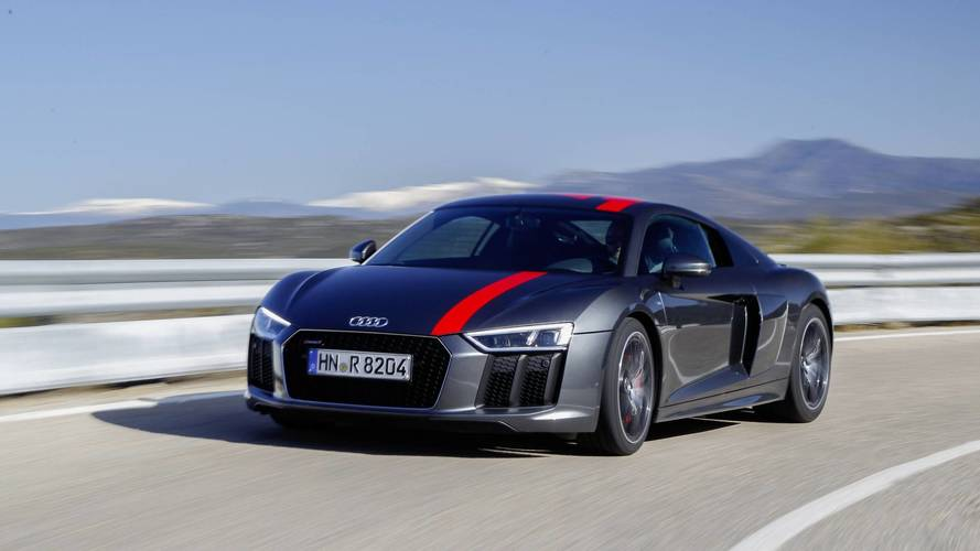 Audi Details R8 V10 RWS In Extended Photo Gallery, New Videos