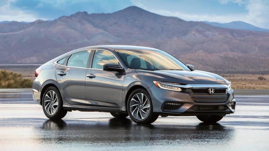 Honda Insight, versão híbrida do Civic, é registrado no Brasil