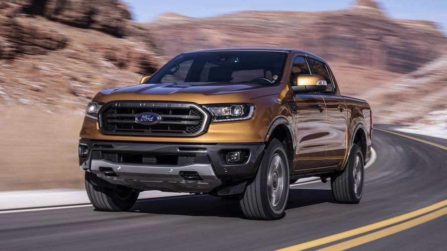 Ford Ranger 2018, típicamente americano