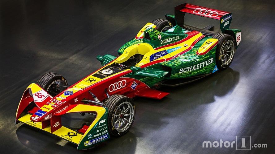 Audi annonce un programme d'usine en Formule E pour 2017