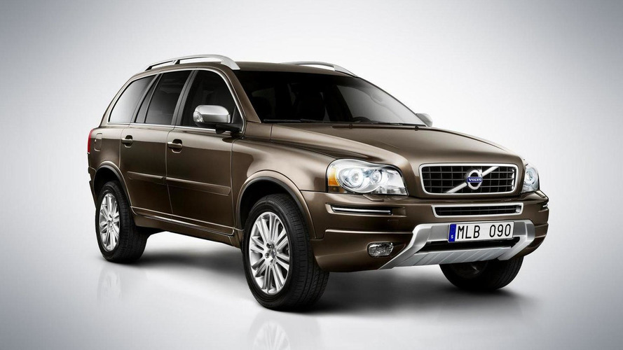 Volvo upgrades the XC90