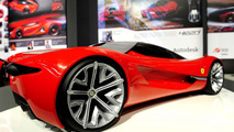 Ferrari Xezri concept - 19.7.2011