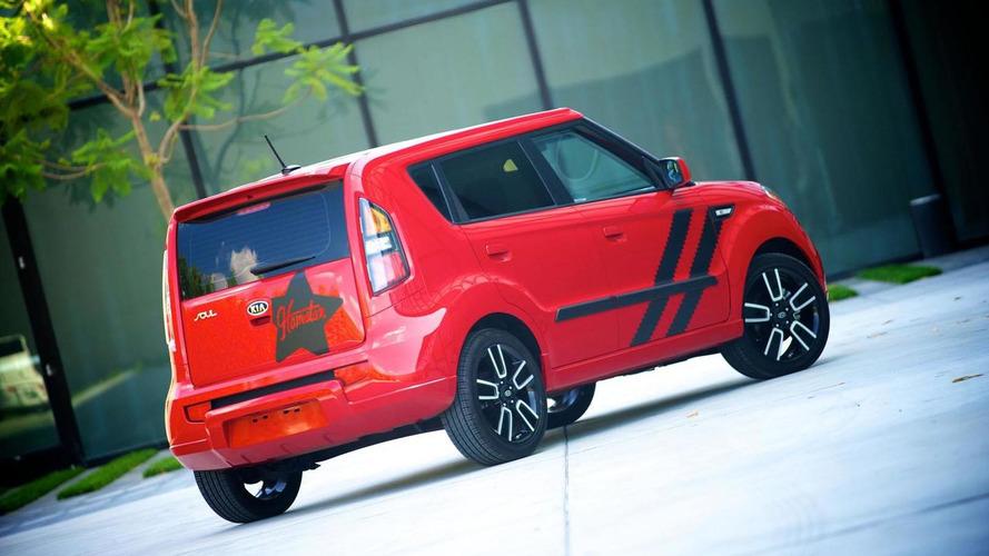 Kia Soul Hamster Edition announced