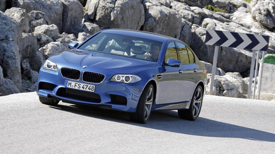 Everything you ever wanted to know about the 2012 BMW M5 [videos]