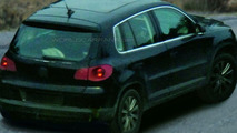Spy Photos of New VW Golf - Polo & Tiguan
