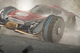 A Vision of Future Racing That's Gone All 'Mad Max'