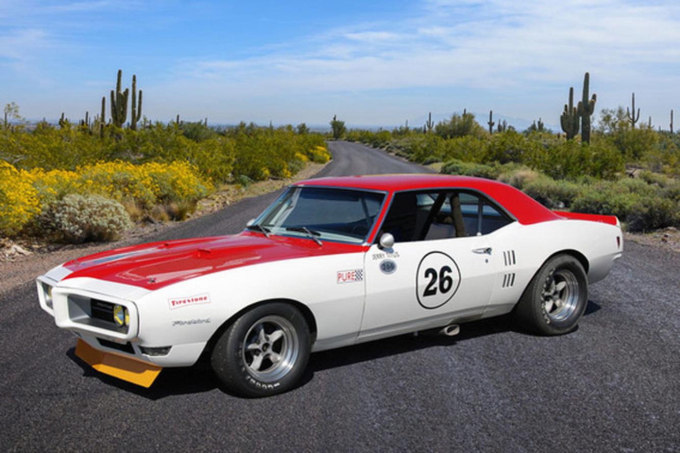 This Daytona-Winning Firebird Was Actually a Camaro