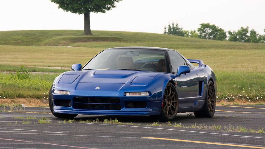 Buy This Beautiful Clarion Builds Acura NSX, Loaded With 344 HP