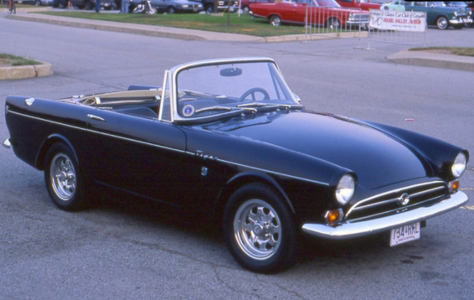 The Sunbeam Tiger: Carroll's Other Shelby