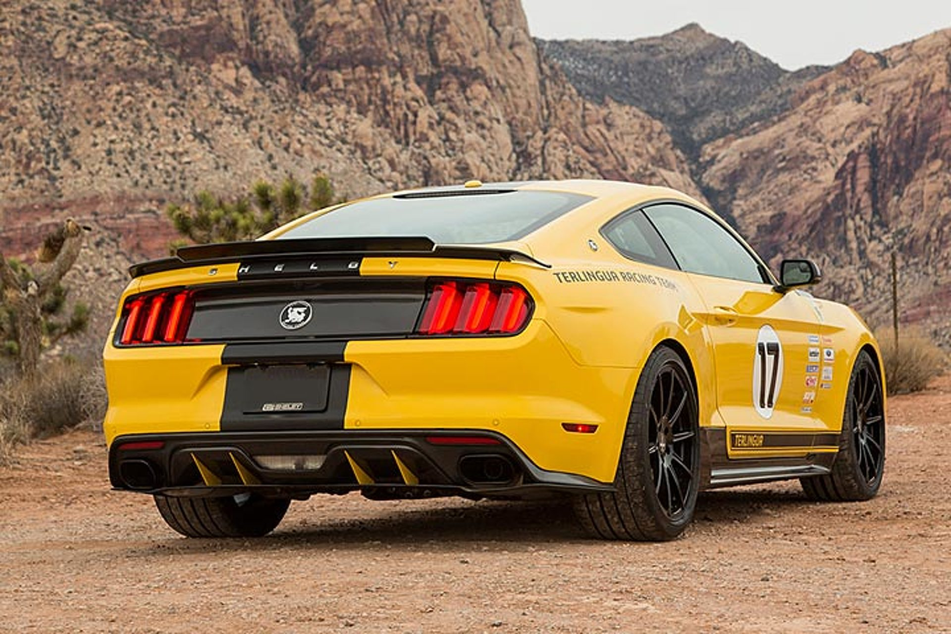 The Latest Shelby Mustang Is A 750hp Terlingua Track Star