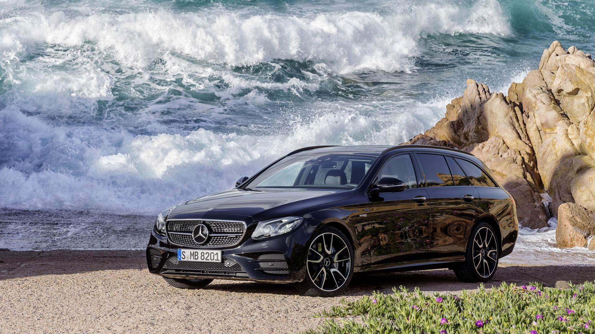 2017 mercedes benz e class wagon video roundup for Mercedes benz e class wagon amg