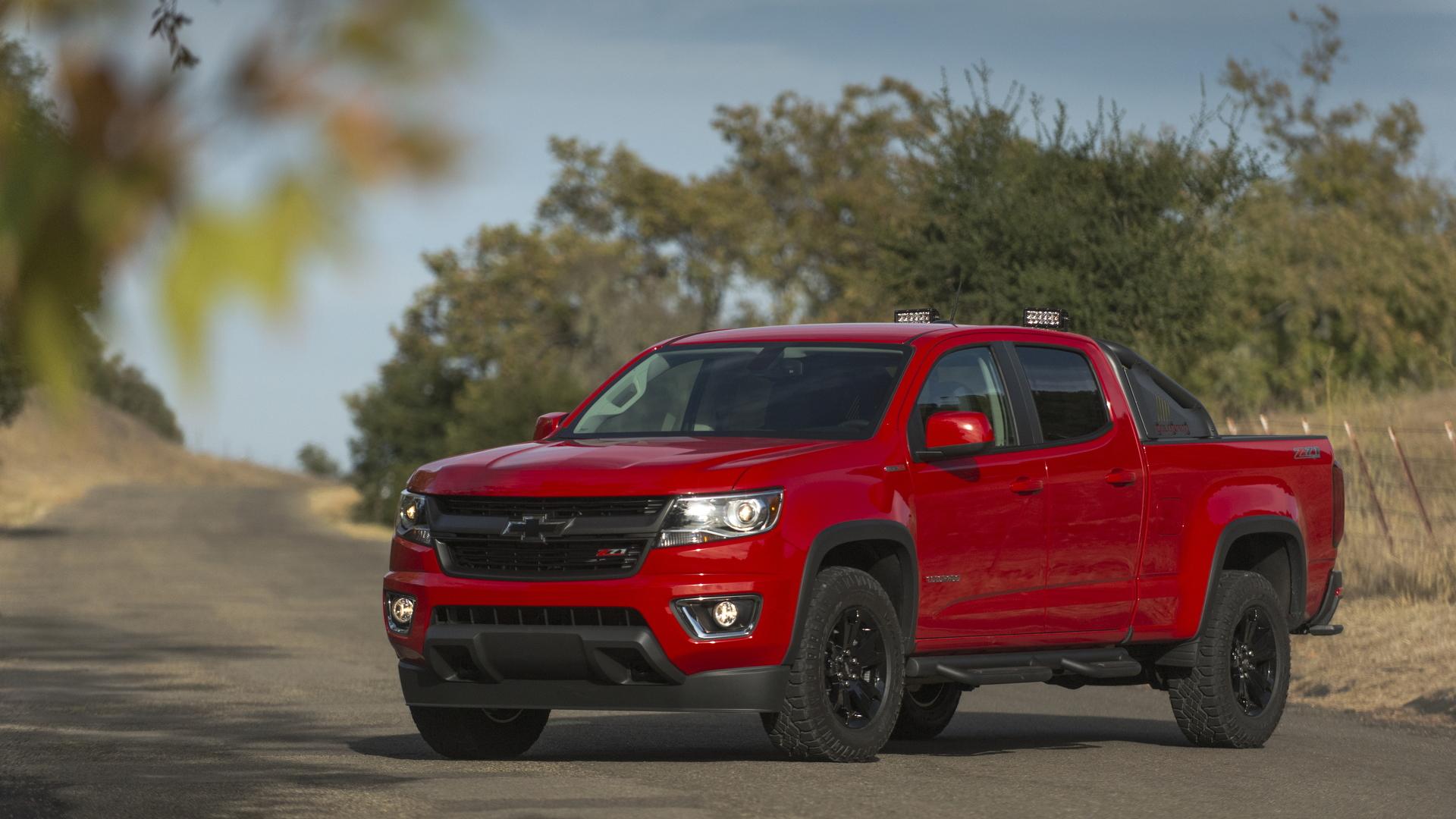 Chevrolet Colorado News and Reviews | Motor1.com