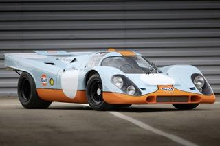 Steve McQueen's Personal Porsche 911 From
