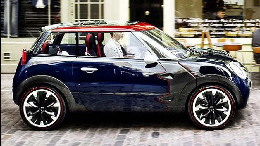 MINI Minor, piccolissima con Toyota