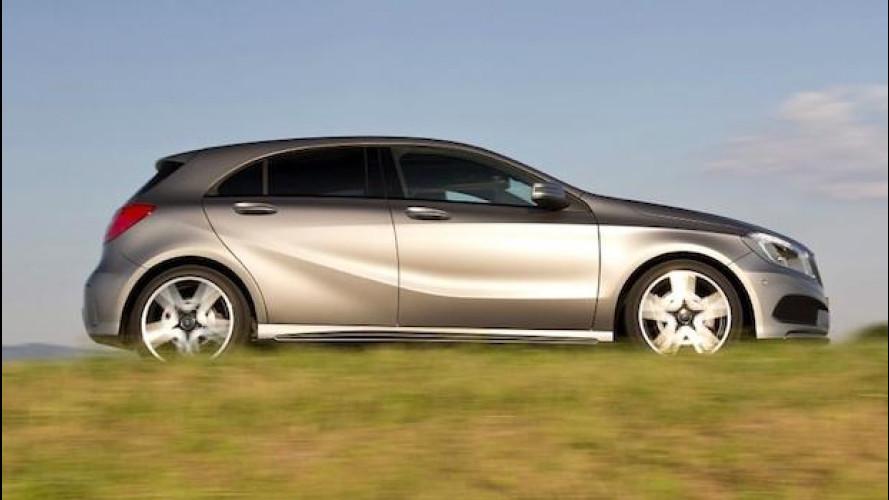 Mercedes Classe A 200 CDI Premium, al volante della Stella che mancava