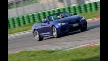 Nuova BMW M6 Cabrio