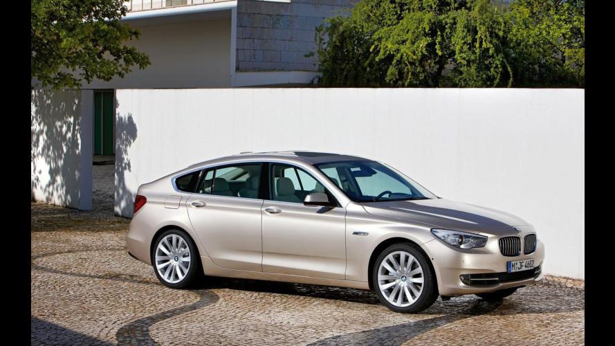 BMW Serie 5 Gran Turismo: i prezzi