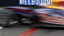 Sebastian Vettel (GER), Red Bull Racing, Australian Grand Prix, Saturday Practice, 27.03.2010 Melbourne, Australia