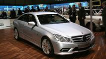 2010 Mercedes-Benz E-Class Coupe at Geneva