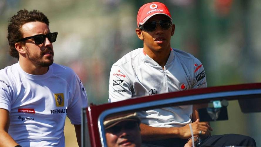 Hamilton excuses passionate Alonso's outburst