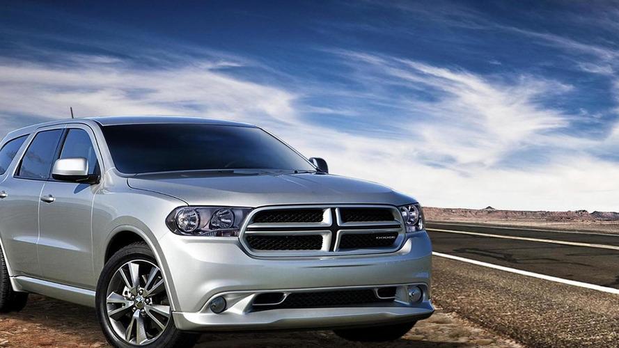 Dodge Durango Heat unveiled in Chicago