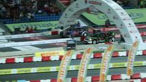 Ken Block Vs Kimi Raikkonen showdown