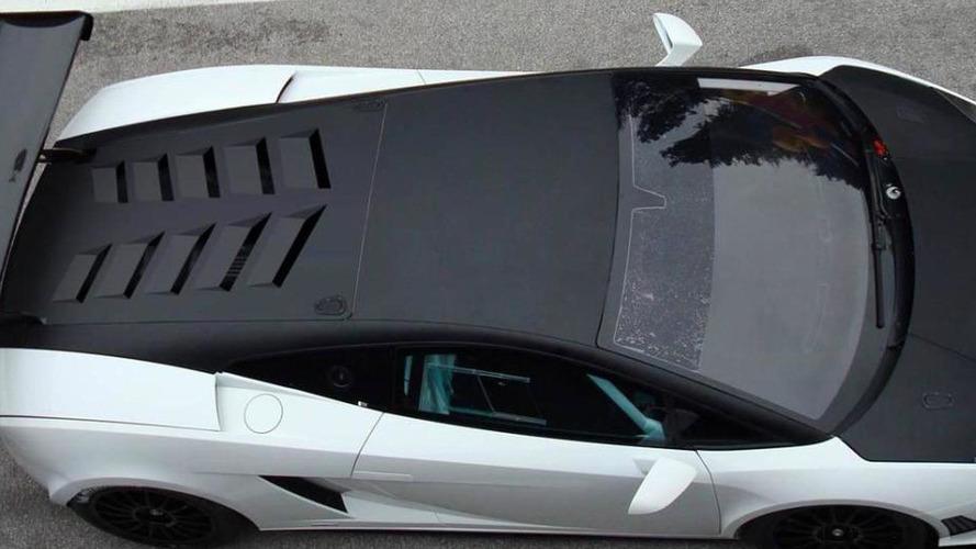 Reiter Lamborghini LP600+ announced for 2011