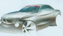 BMW 1-Series Supersport sketch