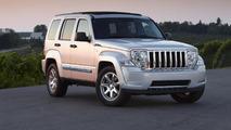2011 Jeep Cherokee (Europe)