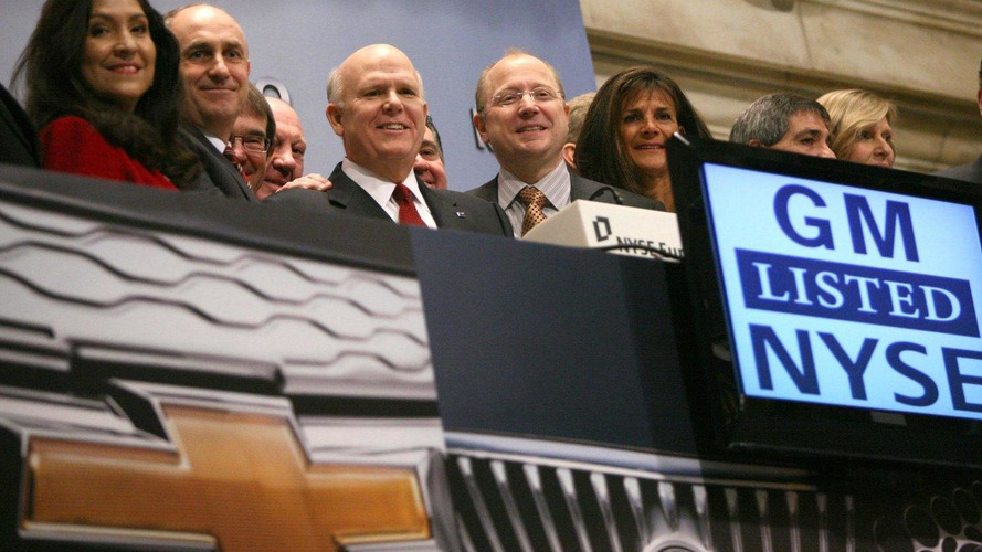 IPO ushers in a new era for GM