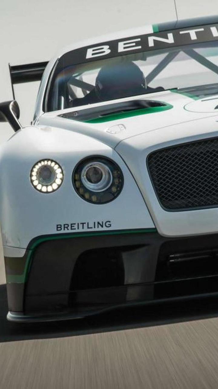 2013 Bentley Continental GT3 12.07.2013