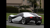 Alfa Romeo Pandion concept by Bertone