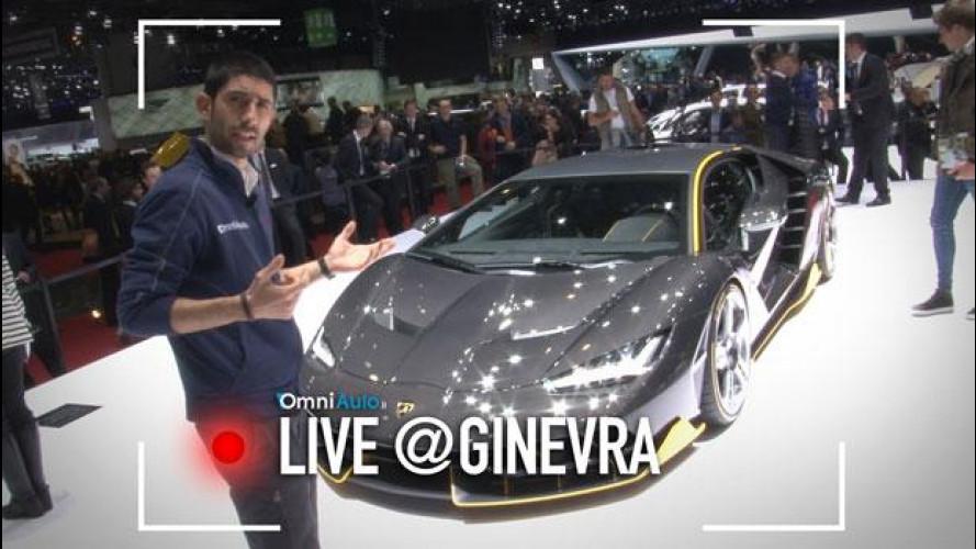 Lamborghini Centenario, auto da copertina anche su Xbox One [VIDEO]