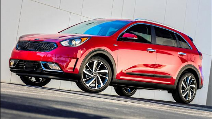 Kia Niro, il SUV compatto diventa Hybrid Utility Vehicle [VIDEO]