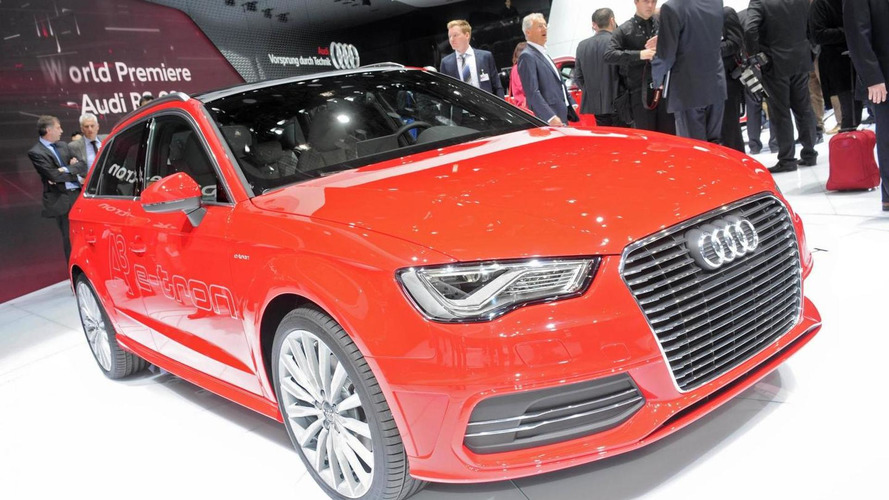 Audi to hybridize all core models by 2020