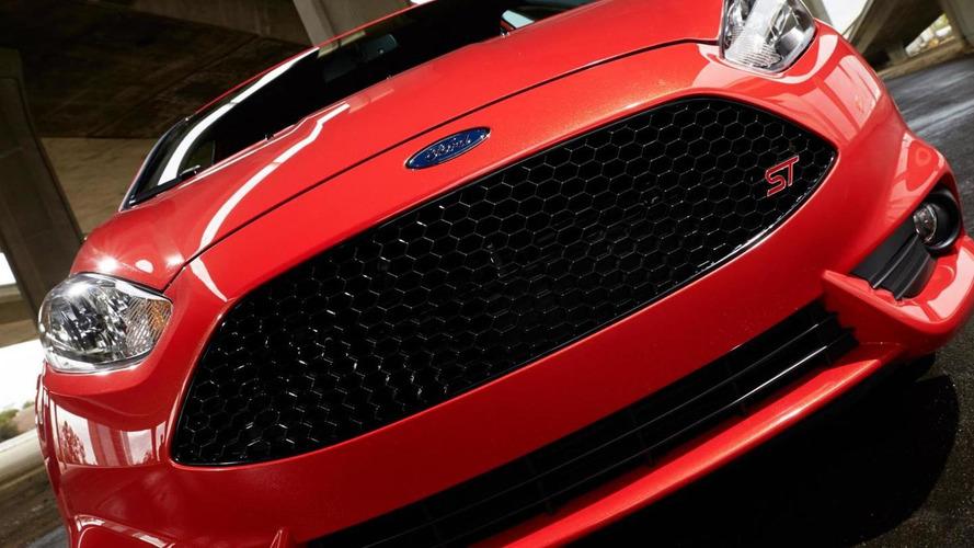 2014 U.S.-spec Ford Fiesta ST heading to L.A. Auto Show [video]