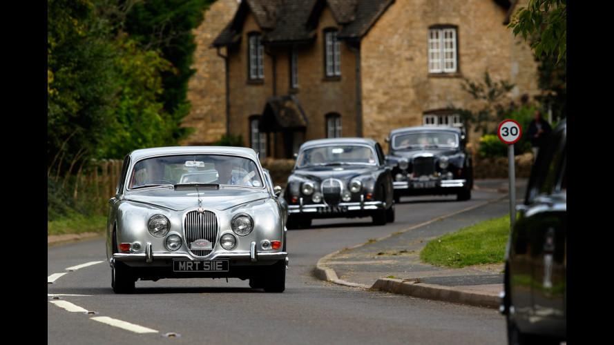I 75 anni di Jaguar