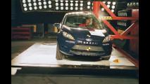 Crash Test nuova Ford Fiesta
