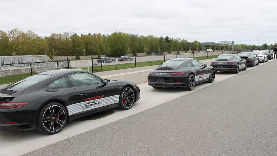 Safety Collides With Fun At Porsche Sport Driving School Canada