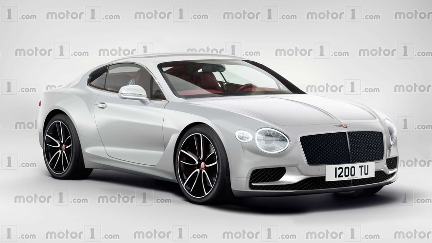 Will The 2018 Bentley Continental GT Look Like This?