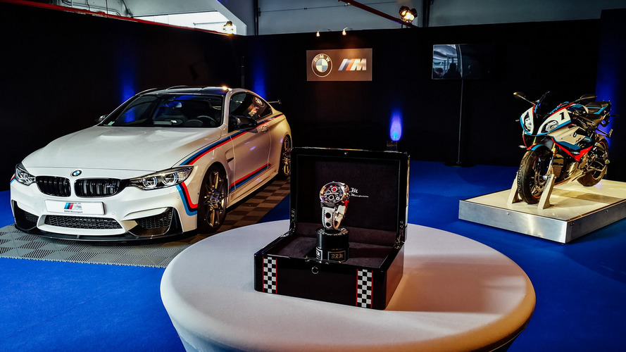BMW M4 gets €180K Magny-Cours Edition, includes 1000 RR and watch
