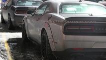 Dodge Challenger Demon casus fotoğrafları