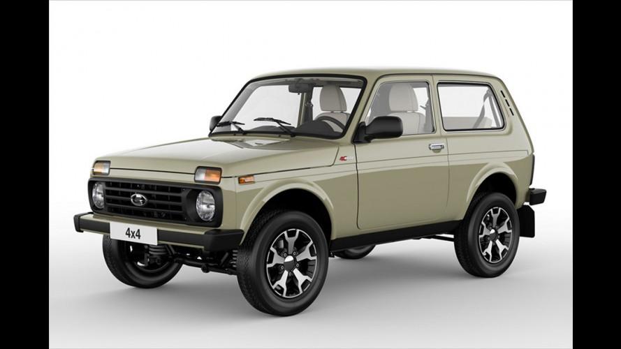 Lada 4x4: Der Kult-Russe wird 40