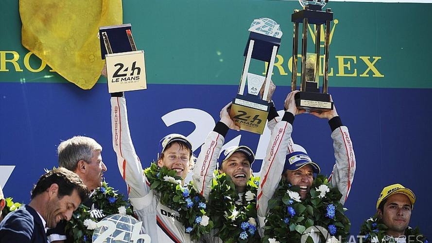 Le Mans elige a Porsche y Antonio García roza el triunfo en GTE Pro