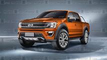 Ford Ranger 2019 T7